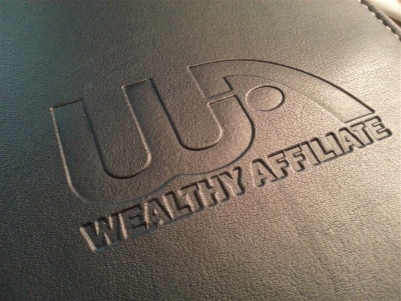Wa Logo Leather
