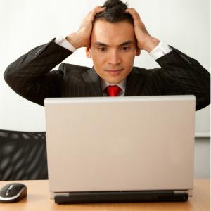 Stressed Job