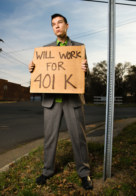 Work For 401K